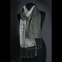 Abalone Shell Scarf