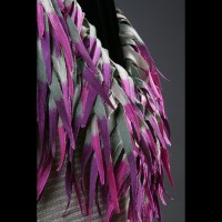 Anemone Coat Detail