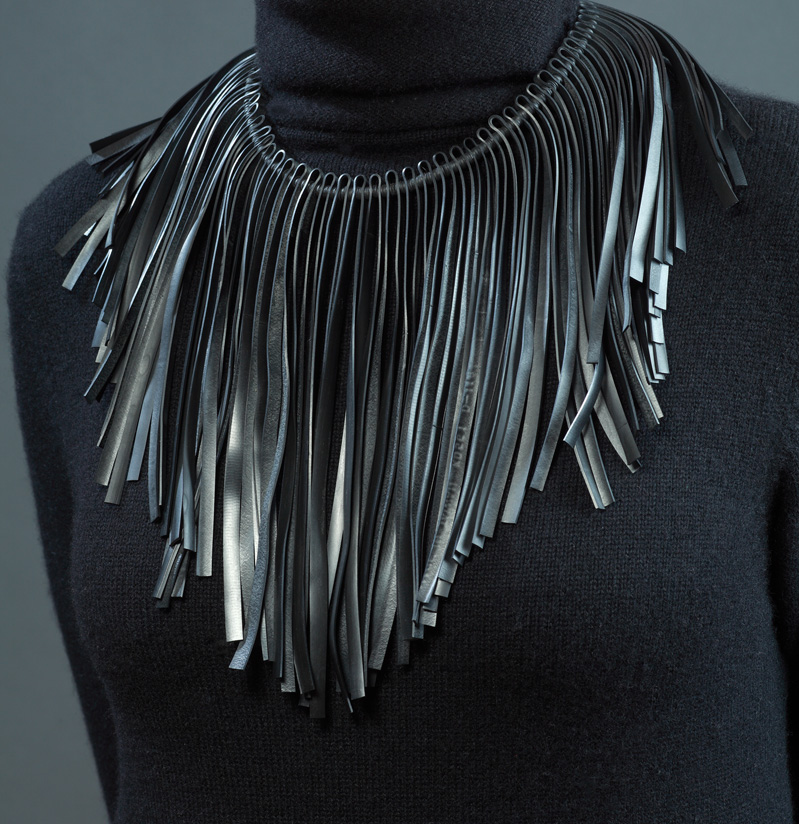 Fringe Extreme Necklace