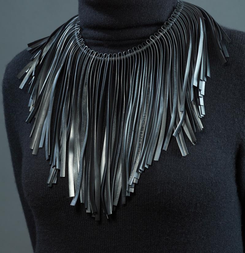 Fringe Extreme Necklace
